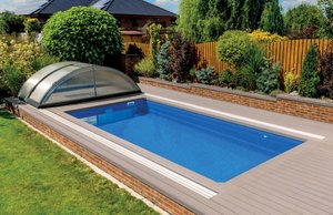 Polyester Swimming Pool