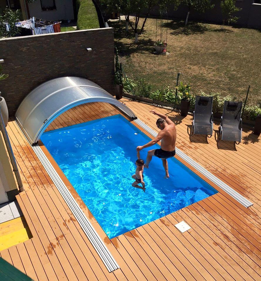 Badespaß Garantiert Mit Einem Muck Pool!