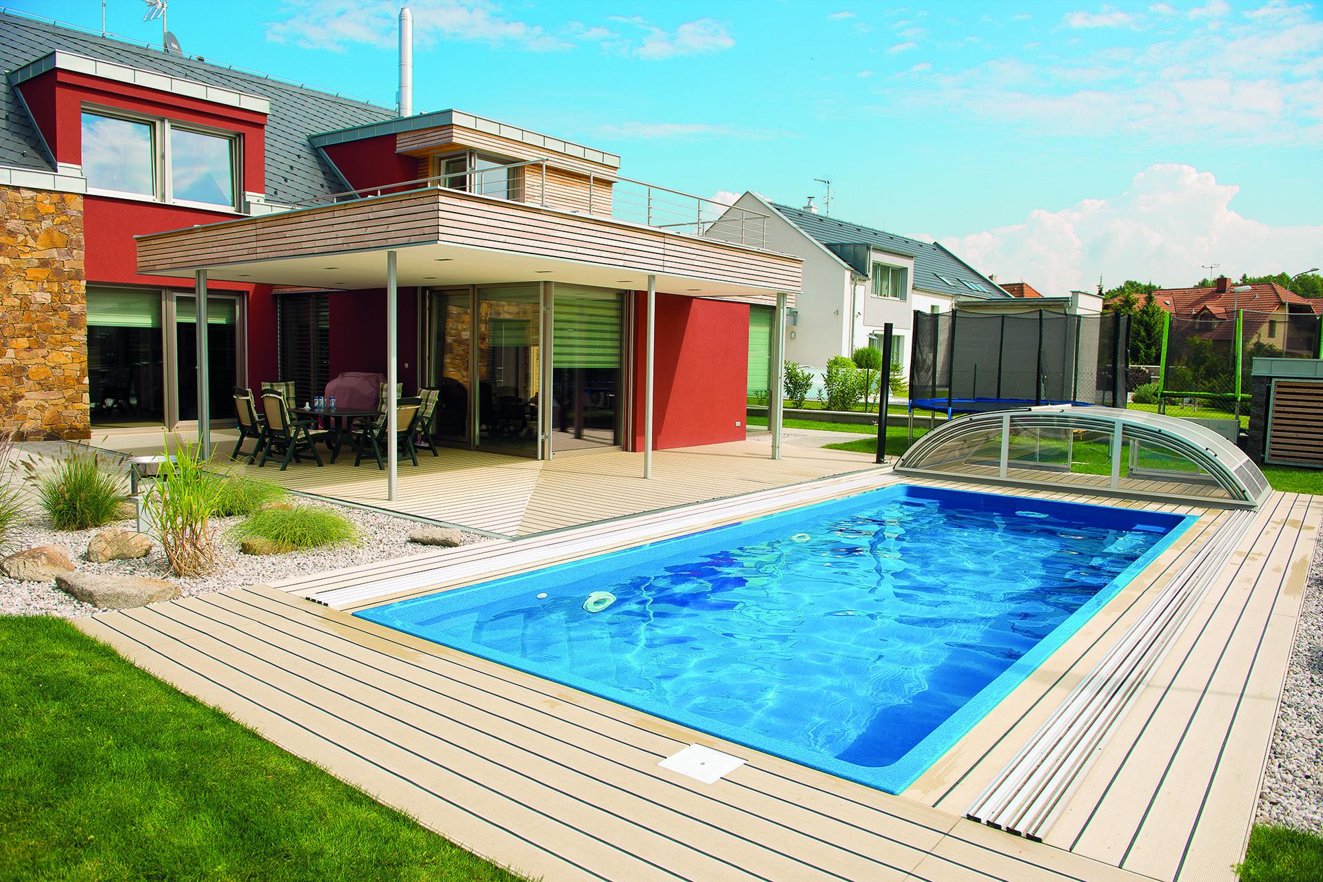 Verzauberkunst Eingebauter Pool Galerie Von Setangebote